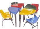 Nursery and Pre School furniture (Detachable model 2)