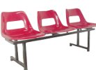 Fiberglass Waiting chairs